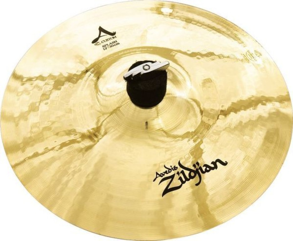 "Image of   Zildjian 12"" A Custom splashbækken"