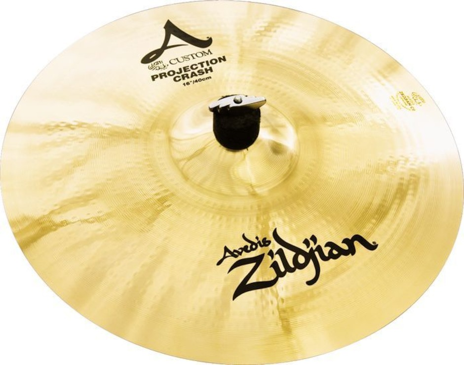 "Image of   Zildjian 16"" A Custom Projection Crashbækken"