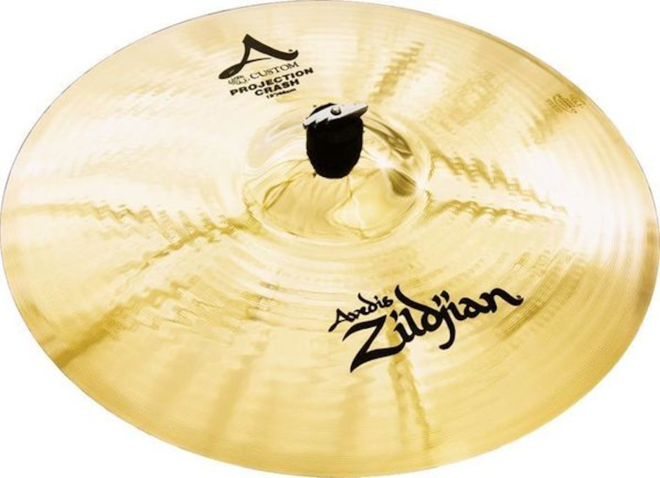 "Image of   Zildjian 18"" A Custom Projection Crashbækken"