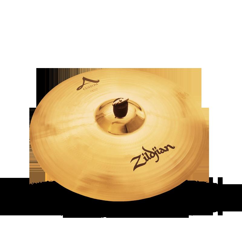 """Zildjian 20"""" A Custom Crashbækken"""
