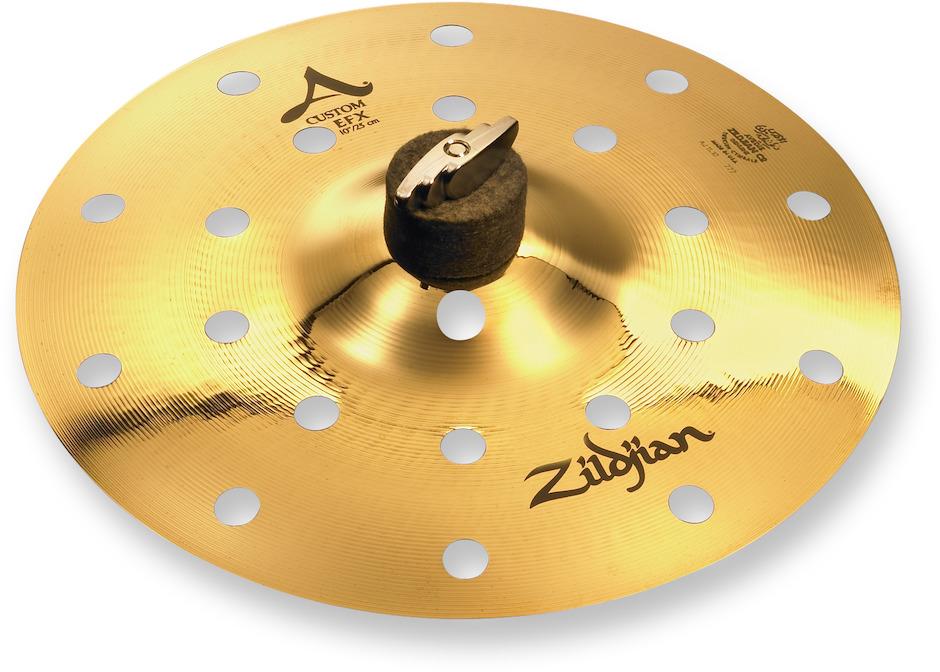 "Image of   Zildjian 10"" A Custom EFX Splash Crashbækken"