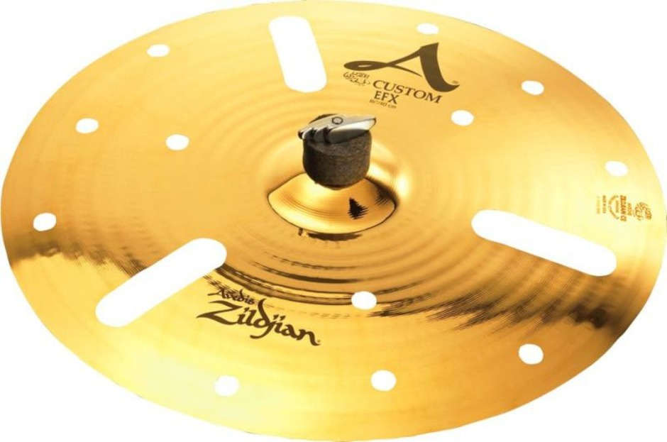 "Image of   Zildjian 16"" A Custom EFX Crashbækken"