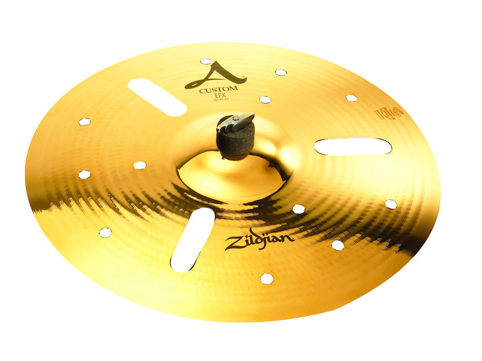 "Image of   Zildjian 18"" A Custom EFX Crashbækken"