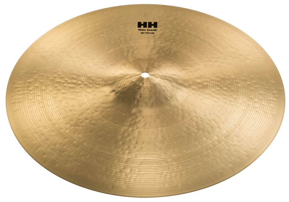"Sabian 18"" HH Thin Crash"