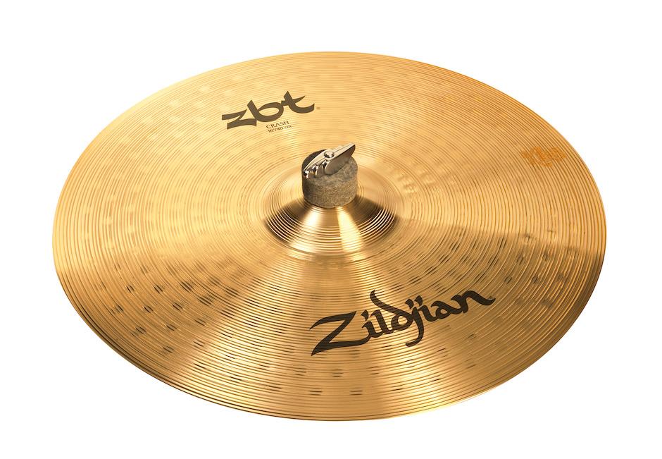 """Zildjian 16"""" ZBT Crashbækken"""