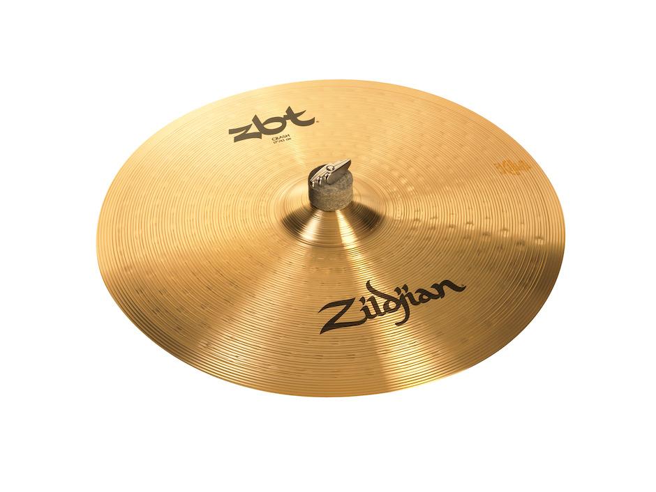 """Zildjian 17"""" ZBT Crashbækken"""