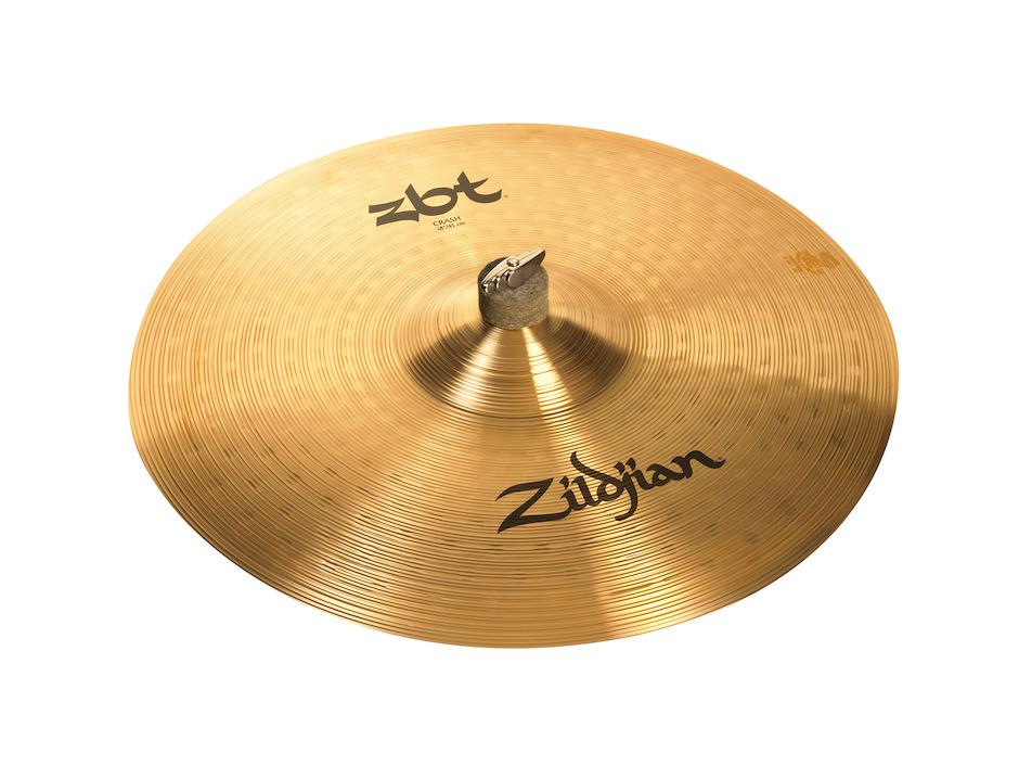 """Image of   Zildjian 18"""" ZBT Crashbækken"""