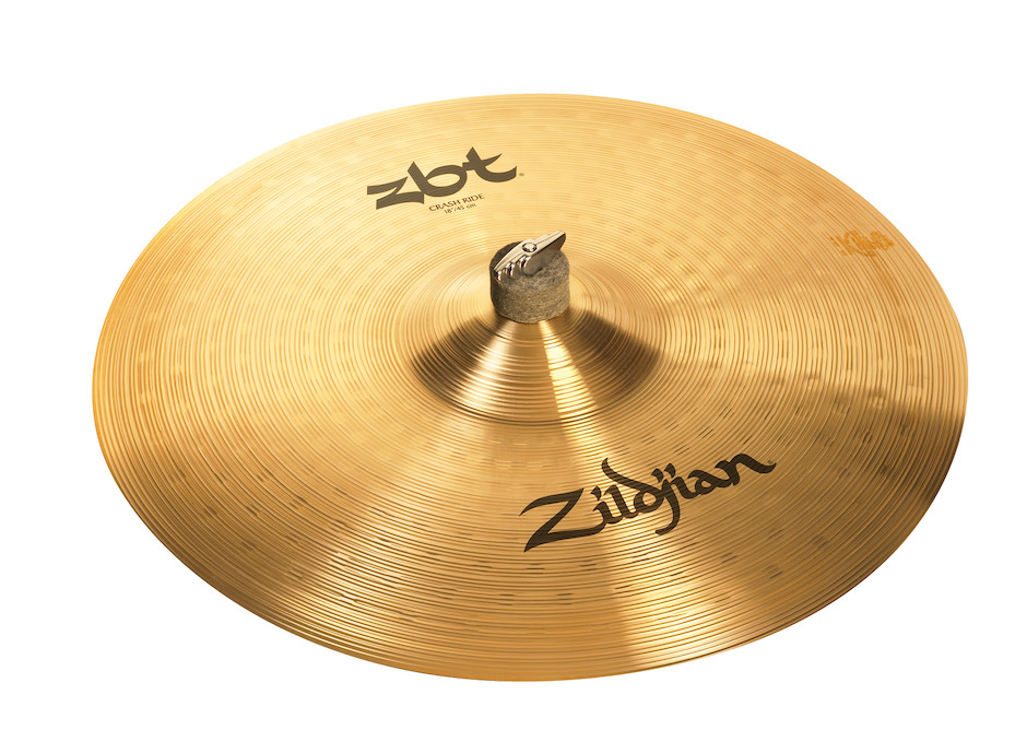 "Image of   Zildjian 18"" ZBT Crash/Ridebækken"