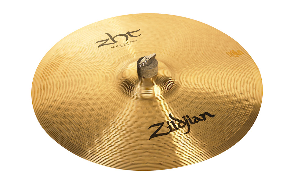 "Image of   Zildjian 18"" ZHT Medium Thin Crashbækken"