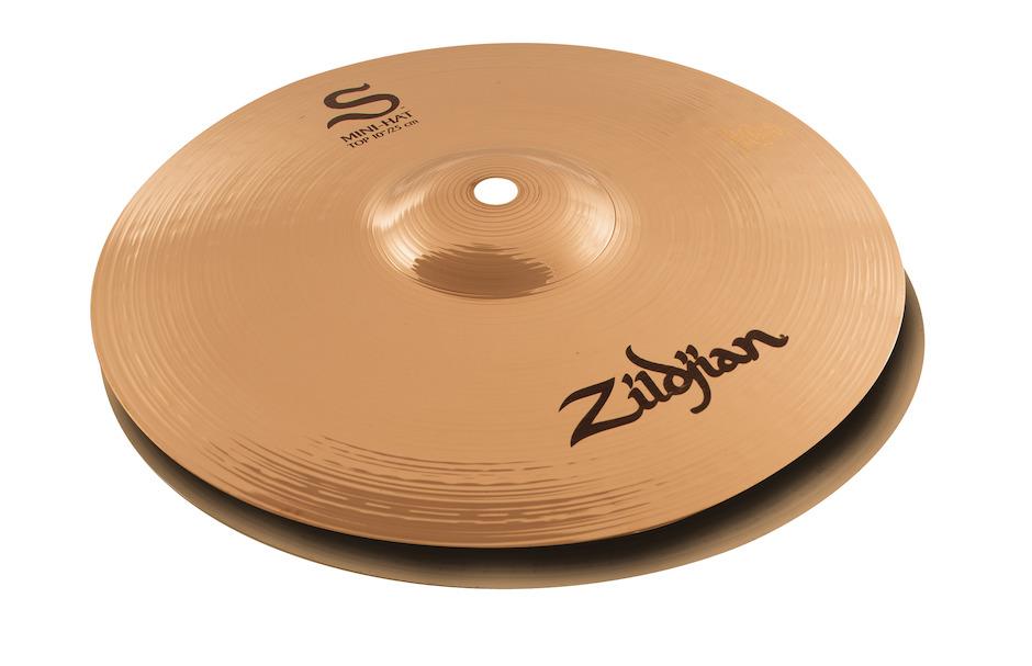 "Image of   Zildjian 10"" S-Family Mini Hi-hat"