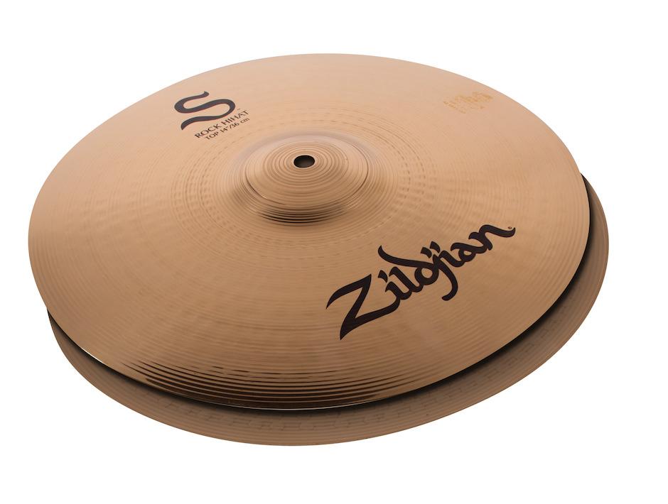 """Image of   Zildjian 14"""" S-Family Rock Hihatbækken"""