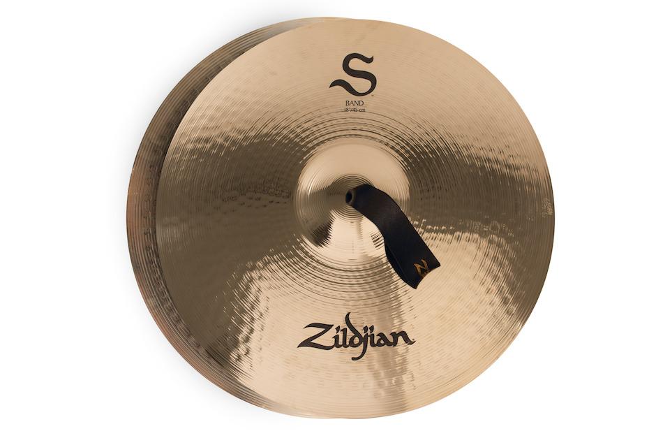 "Zildjian 18"" S-Family Band Orkesterbækkener"