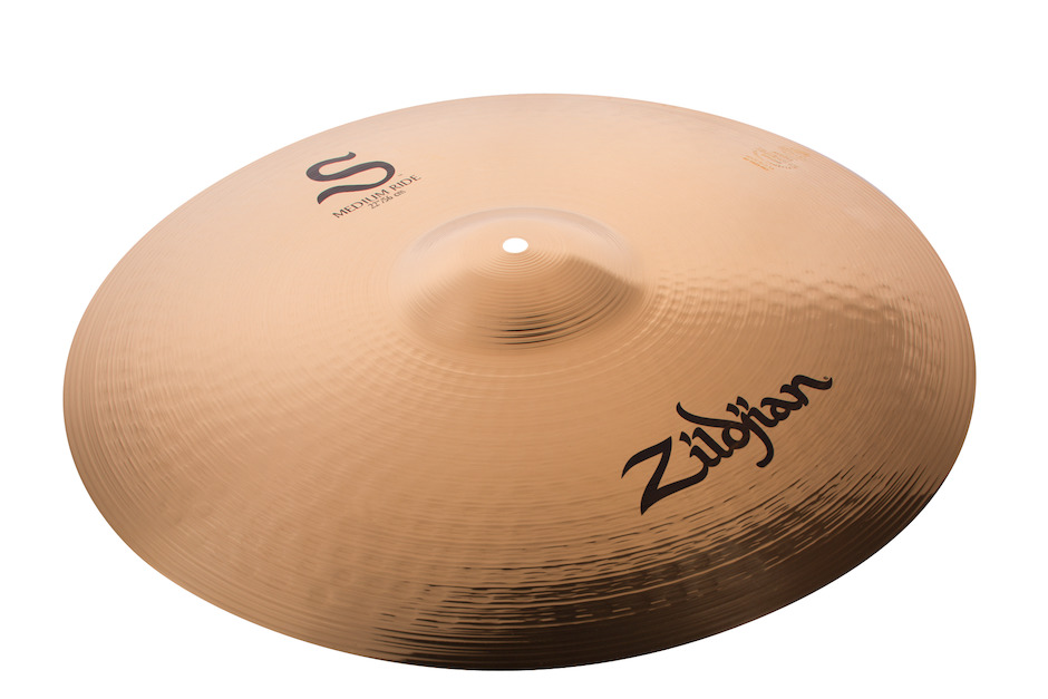"Image of   Zildjian 22"" S-Family Medium Ridebækken"