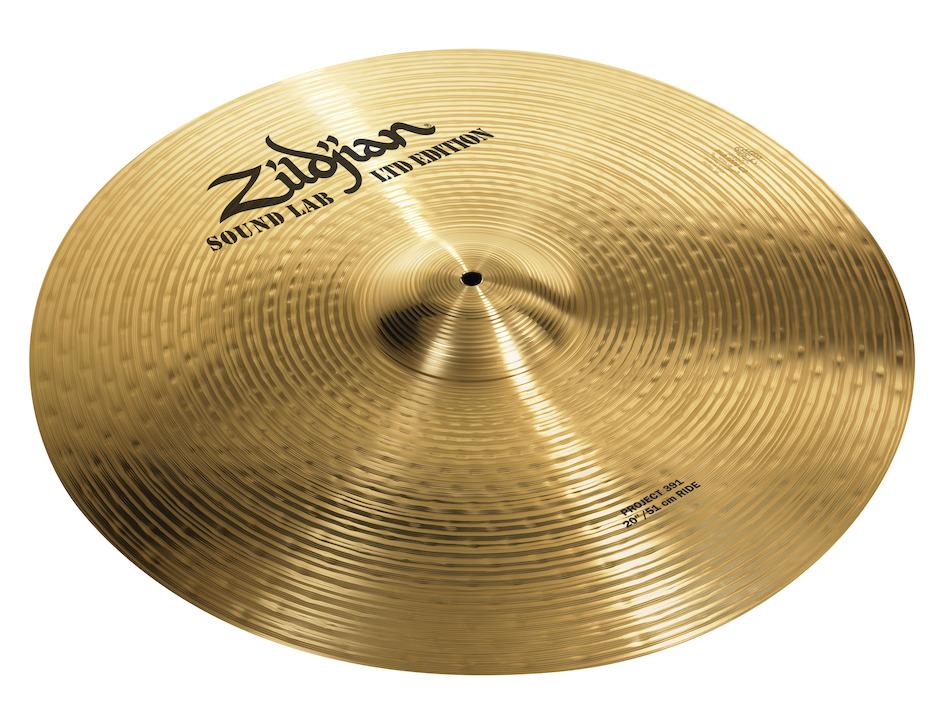 """Zildjian 21"""" Sound Lab Ridebækken"""