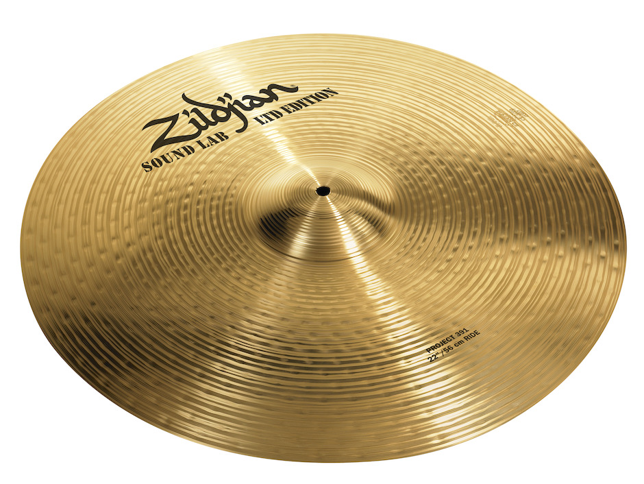 "Image of   Zildjian 22"" Sound Lab ridebækken"