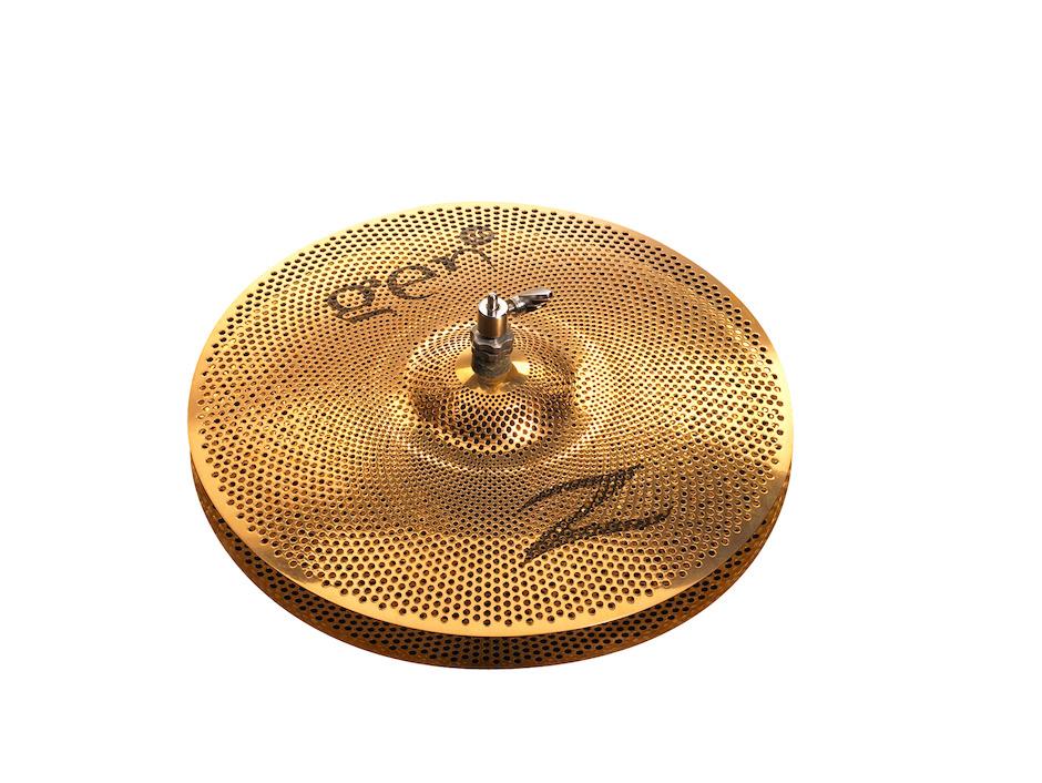 """Zildjian Gen16 14"""" Buffed Bronze Hihatbækken"""
