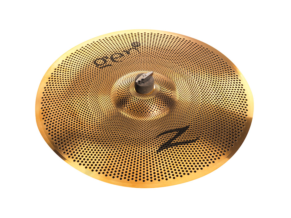 "Image of   Zildjian Gen16 18"" Buffed Bronze Crash Ride"