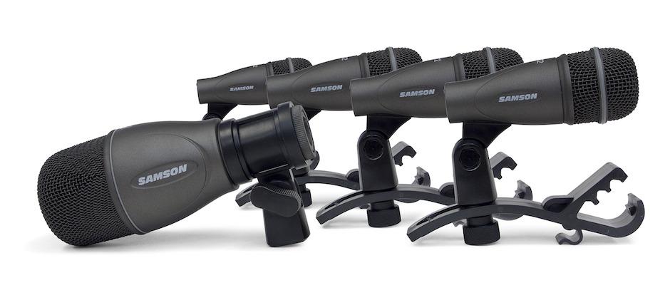 Samson DK705 Mikrofonpakke