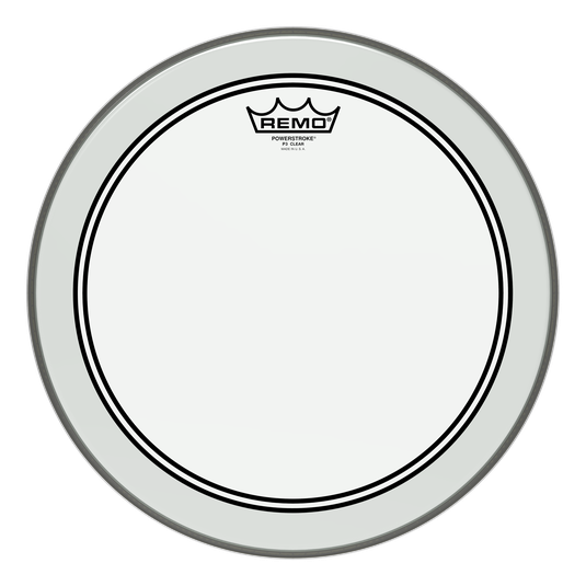 "Remo Pin Stripe 20"" - Bass Drum Head"
