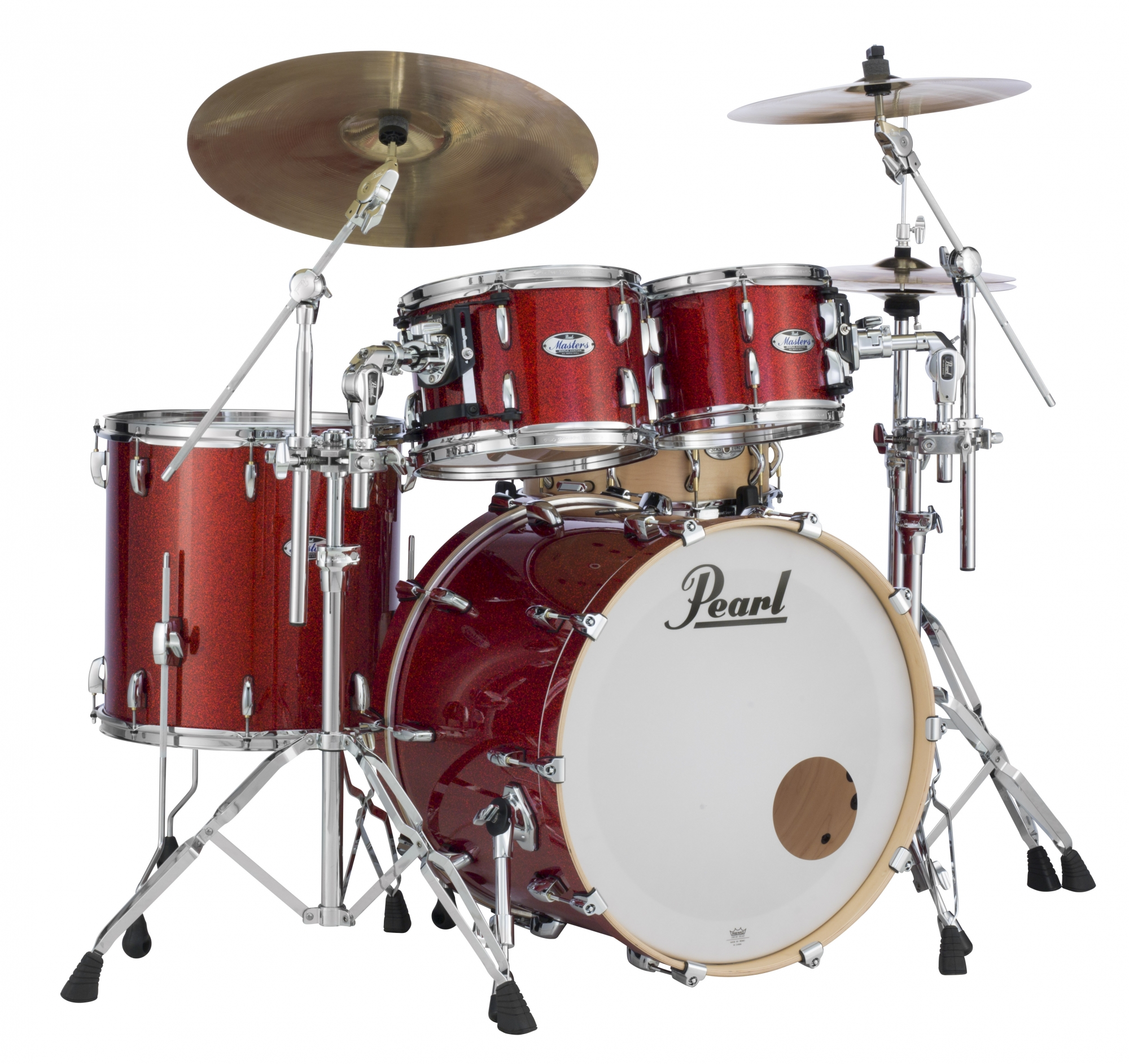 Pearl Masters Maple Complete Trommesæt