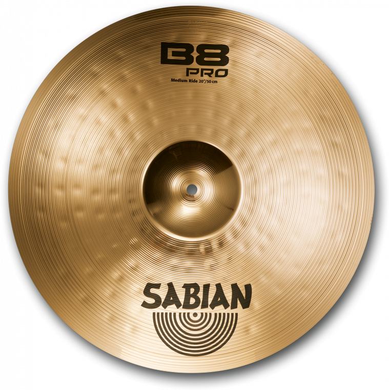 "Image of   Sabian 20"" B8 Pro Medium Ride"