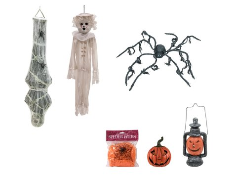 Europalms Set Halloween CLASSIC
