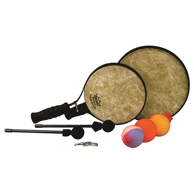 "Image of   Remo Paddle Drum sæt (8""+10"")"