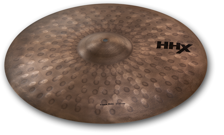 "Sabian 21"" HHX Fierce Ride DEMO"