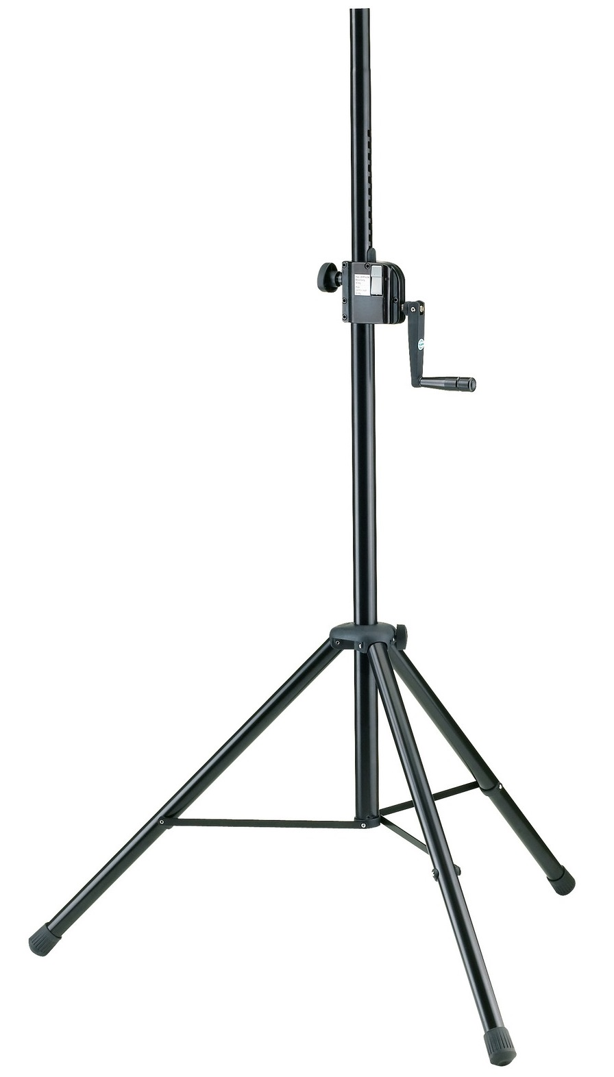 Image of   König & Meyer 21302 Højttalerstativ med wind-up (40kg/2,1m)