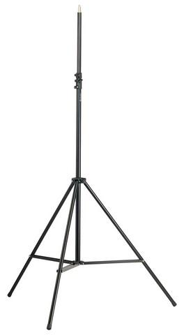 """Image of   K&M mikrofonstativ giant 229cm sort, gevind 1/2"""""""