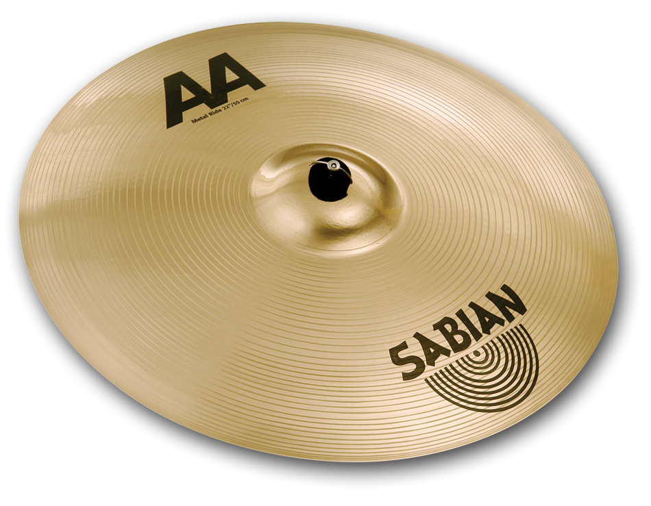 "Image of   Sabian 22"" AA Metal Ride"