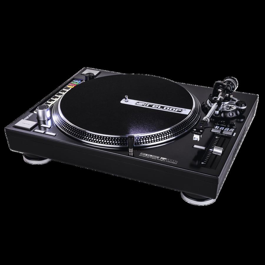 DJ pladespillere