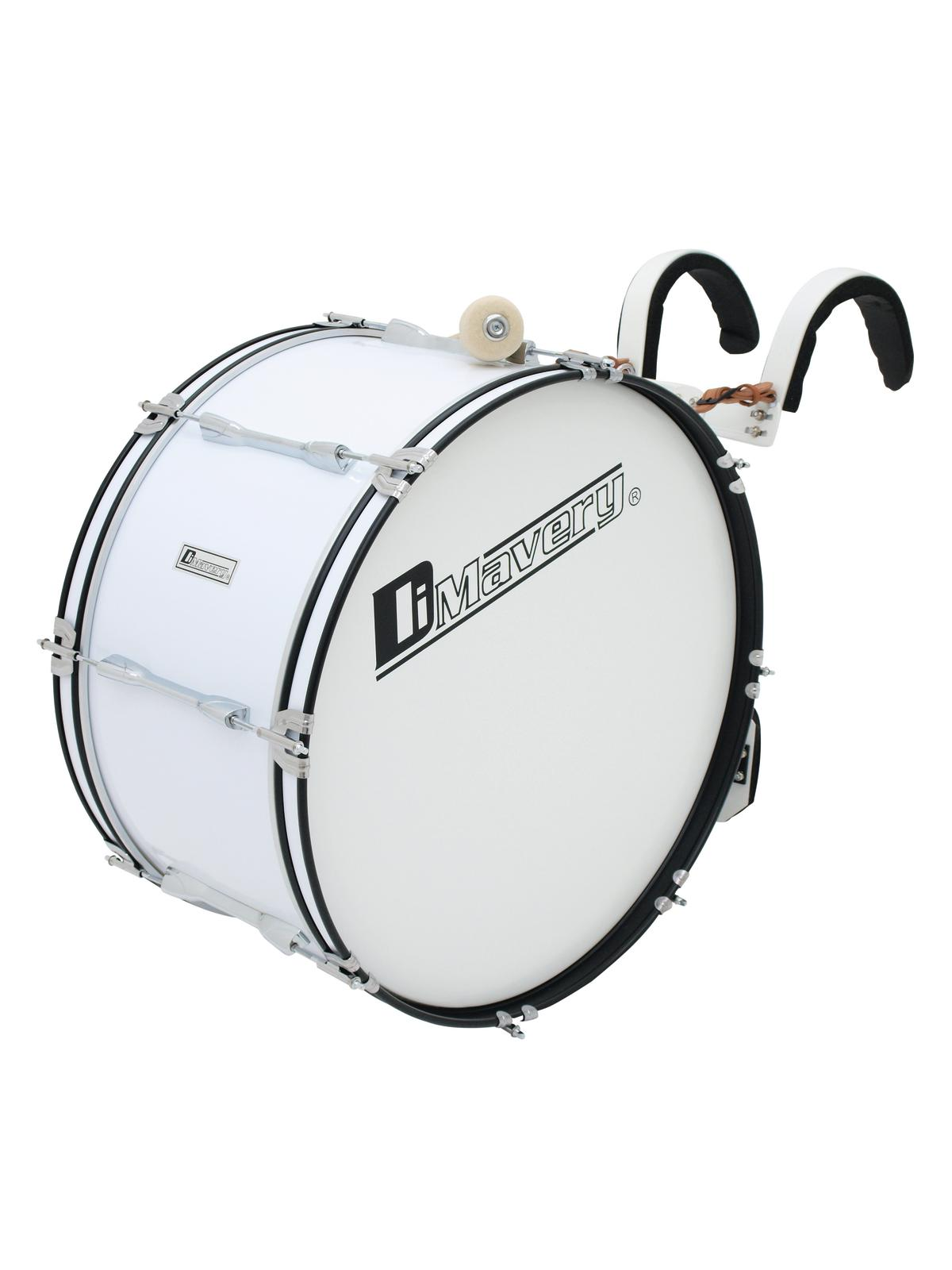 "DiMavery 24x12"" MB-424 March-stortromme"
