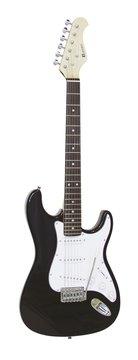 Image of   DiMavery ST-203 El-Guitar, Sort