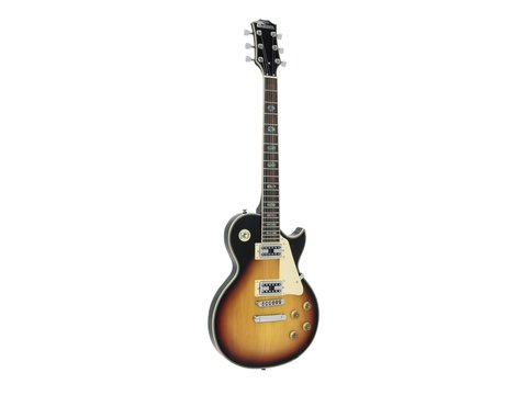 DiMavery LP-700 El-Guitar, Sunburst