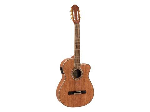 DiMavery CN-300 Klassisk Guitar, Mahogany