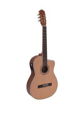 DiMavery CN-600 Klassisk Guitar, Naturur