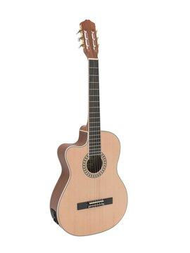 DiMavery CN-600L Klassisk Guitar, Naturur