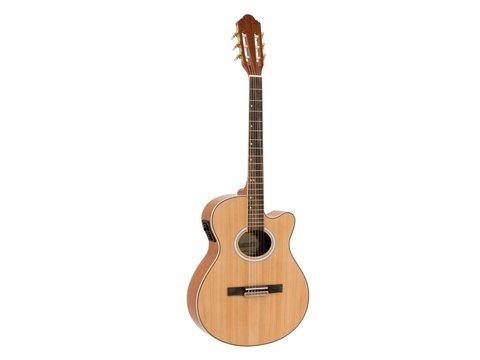 DiMavery CN-500 Klassisk Guitar, Naturur