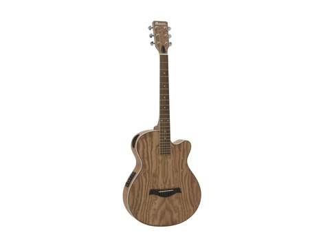 Image of   DiMavery SP-100 Western Guitar - Natur