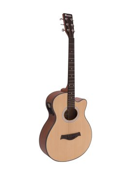 Image of   DiMavery AW-400 Western Guitar - Natur