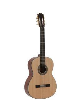 DiMavery AC-320 Klassisk Guitar Massivt Gran