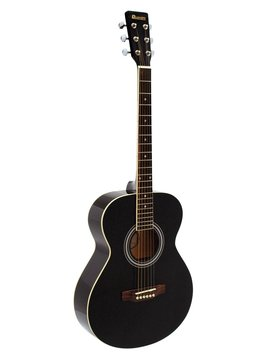 Image of   DiMavery AW-303 Western Guitar Sort