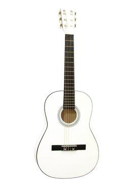 DiMavery AC-303 Klassisk Guitar 3/4, Hvid