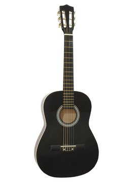 Image of   DiMavery AC-303 Klassisk Guitar 3/4, Sort