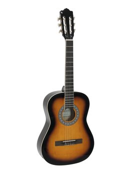 Image of   DiMavery AC-303 Klassisk Guitar 3/4 Sunburst