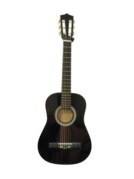 Image of   DiMavery AC-303 Klassisk Guitar 1/2, Sort