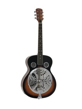 Image of   DiMavery RS-300 Resonator Guitar Sunburst