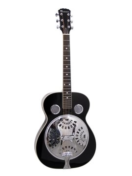 Image of   DiMavery RS-310 Resonator Guitar Sort
