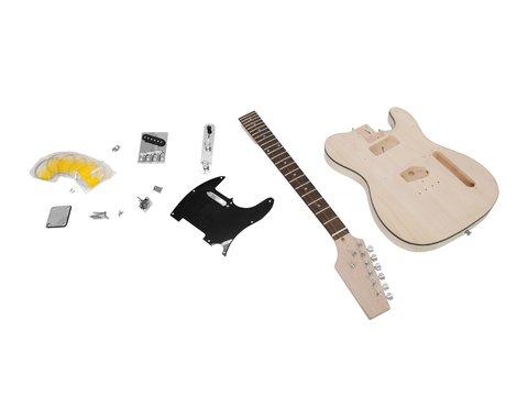 DiMavery DIY TL-10 Guitar byggesæt